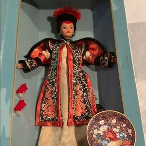 New Chinese Empress Barbie